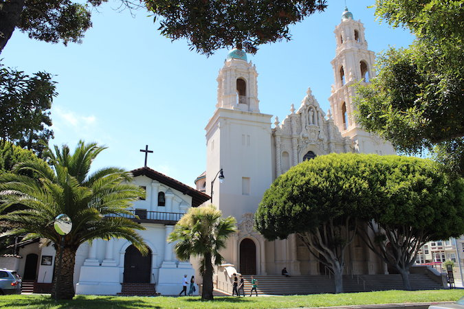 Mission Dolores Basilica San Francisco